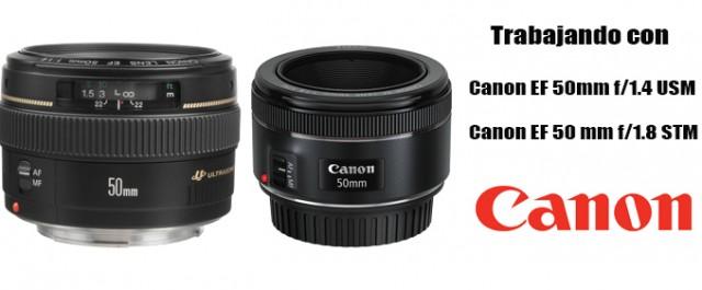 lente canon ef 50mm f/1 8 stm